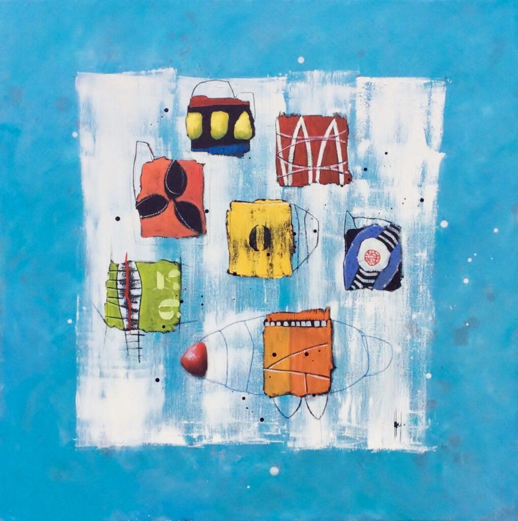 Bergensekunst10daagse,, Bunte Gemälde, kunst, art, olieverfschilderijen, kunstenaar, interieur Ölgemälde, kunst aan de muur, moderne kunst, Roland van den Heuvel, vakantie Bergen, vakantie aan zee, Contemperary, schilderkunst, kleurrijk, oil paintings, atelier, unieke schilderijen, expositie, artwork, weekentje weg, abstracte schilderijen, www.rolandvandenheuvel.nl